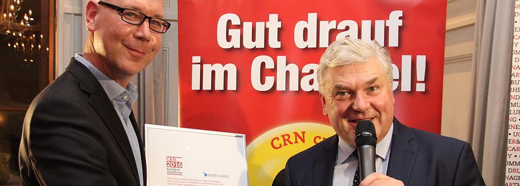 CRN Award 2016