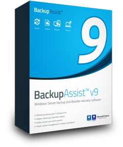 BackupAssist v9