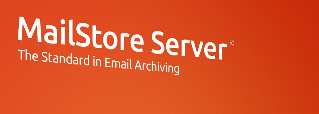 MailStore Server 9.5