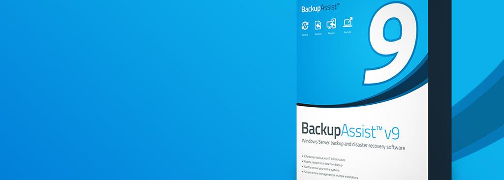 BackupAssist 9.2