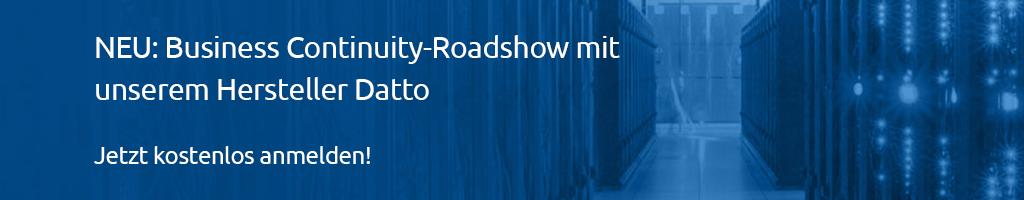 Datto Roadshow