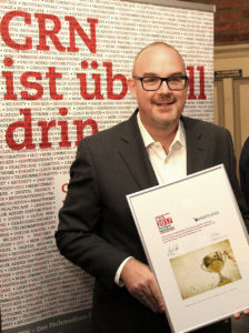 CRN Awards: EBERTLANG bester Value Added Distributor