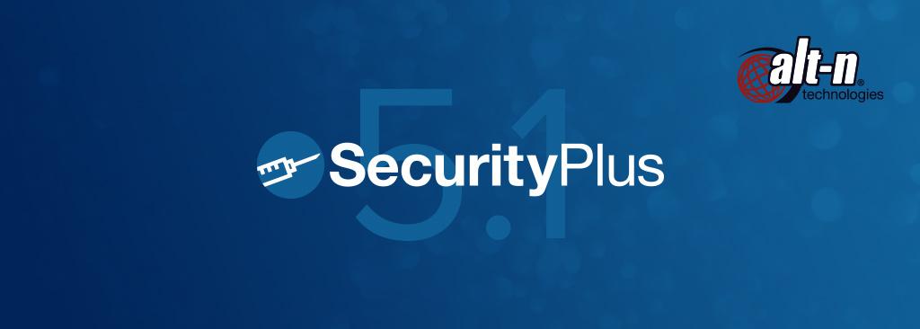 SecurityPlus v5.1.0