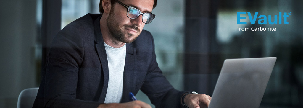 Backup as a Service mit EVault - passgenau für MSP