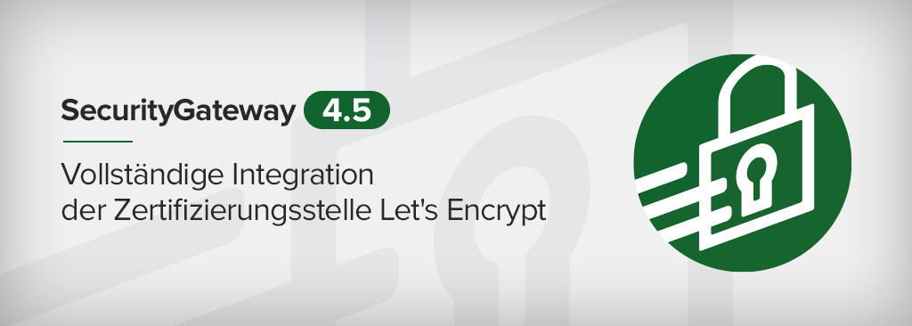 SecurityGateway 4.5