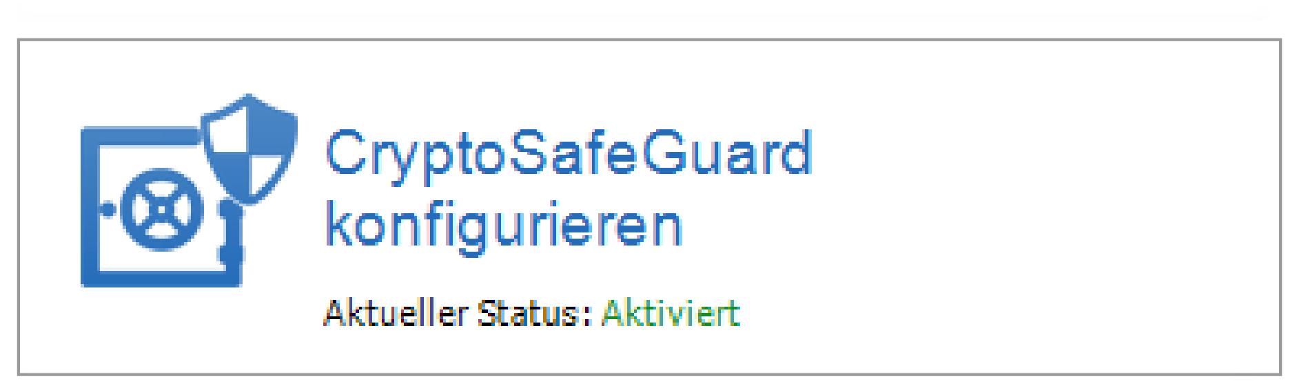 CryptoSafeGuard_aktiv