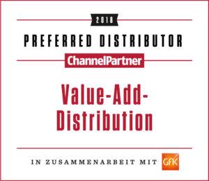 EBERTLANG zum Preferred Distributor 2018 gewählt