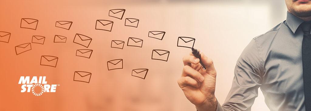 Umzug von E-Mail-Servern mit MailStore
