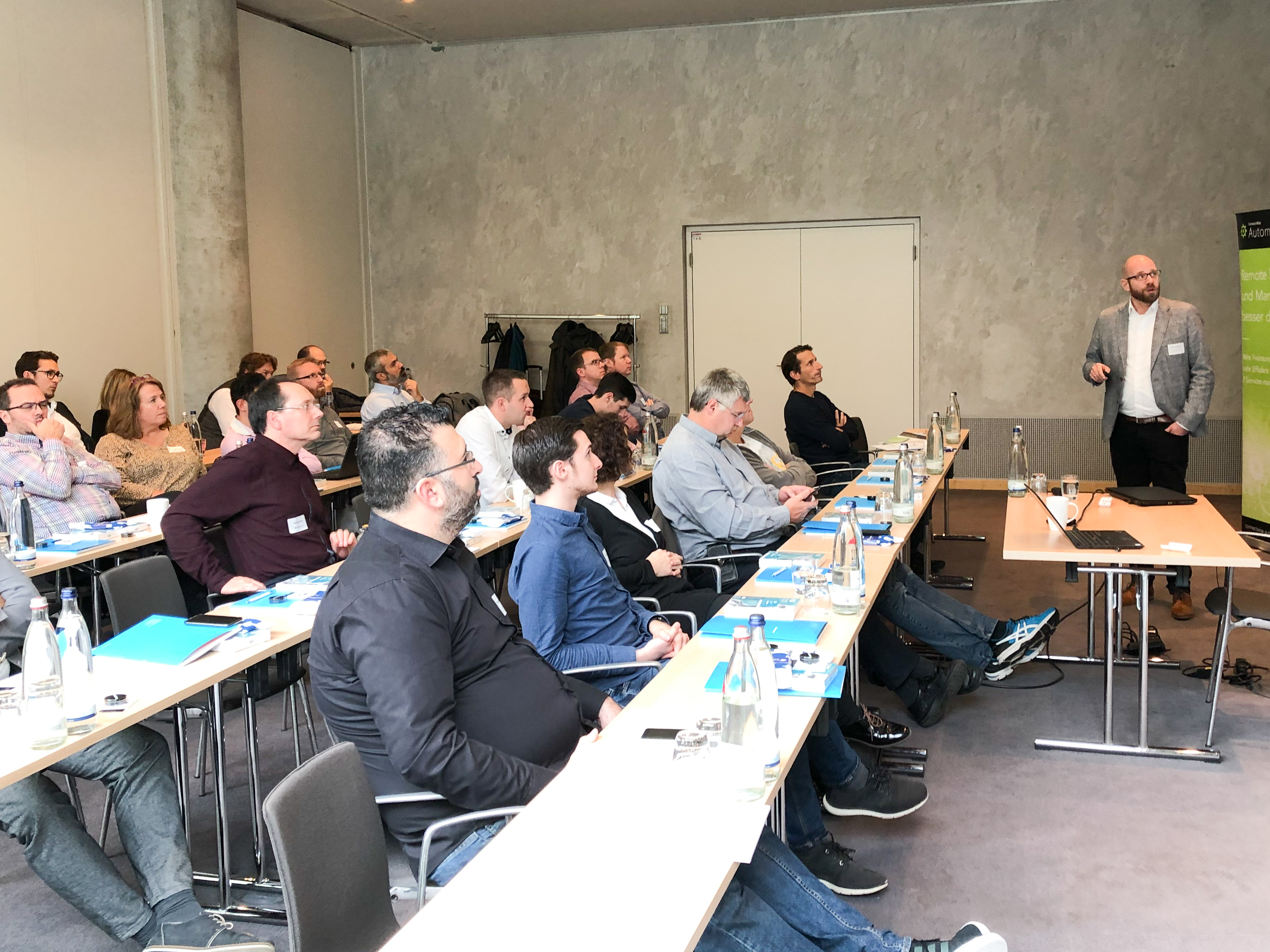 IT-Automatisierung mit ConnectWise Automate: David Breitung von IQ Solutions erklärt, wie das funktioniert.