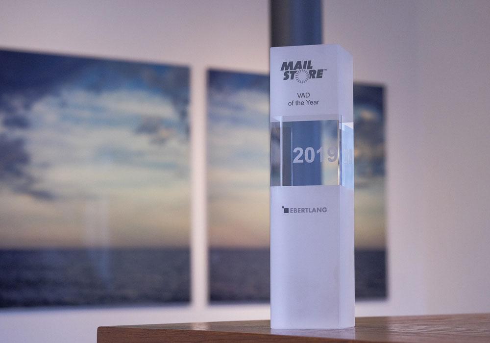Der VAD of the Year-Award 2019