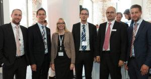 Die Kollegen unseres Herstellers MailStore waren beim EL-Partnertag 2013 ebenfalls dabei