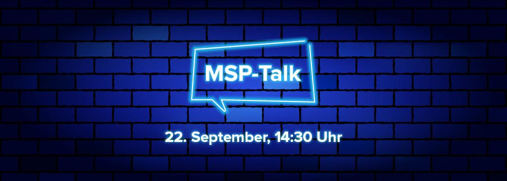 MSP-Talk
